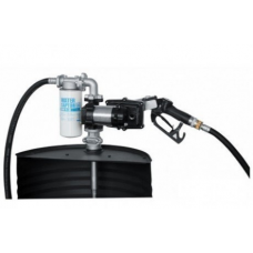 Насос для бензина с мех.пистолетом Drum EX50 12V DC AUTO