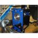 Станок для формирования гофроколена механический диаметр 140-200