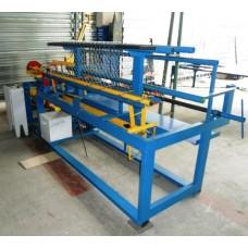 Станок по производству сетки рабица СПС-2М АВТОМАТ