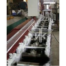Линия для производства перфорированных уголков