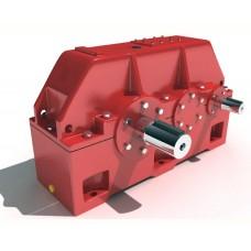 Редукторы типа Ц2У-315, Ц2У-355, Ц2У-400, Ц2Н-450, Ц2Н-500