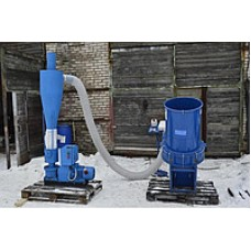 Пресс-Гранулятор ZLSP-260 (500 кг/ч)
