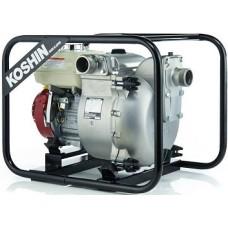 Бензиновая мотопомпа Koshin KTH-80X