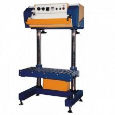 Пневматический  запайщик с двусторонним нагревом QF-600L/S