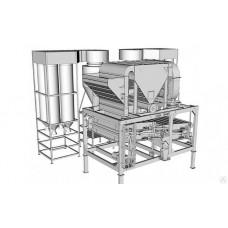 Зерноочистительная машина ЗМ-10