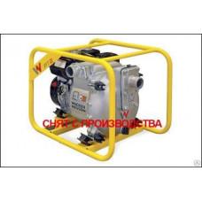 Бензиновая мотопомпа для грязной воды Wacker Neuson PT 2A
