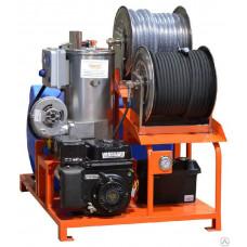 Каналопромывочная машина Преус Б1330КР /Терм