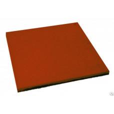 Противоскользящая резиновая плитка 500х500х16 мм, кв.м