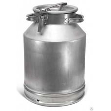 Фляга для молока алюминиевая 40 литров