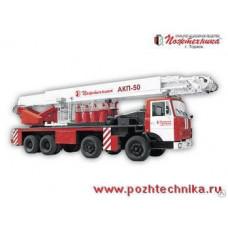 Автоподъемник коленчатый пожарный АКП-50 МЗКТ-6923