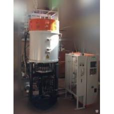 Печь автоматизированная одноколпаковая водородная АПВД.1.400х500-1550