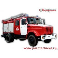 Автоцистерна пожарная АЦ 2,5-40 ЗИЛ-433362