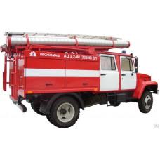 Автоцистерна пожарная АЦ 2,2-40 (33086) ВЛ