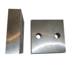 Нож для резчика арматуры ТСС GQ-40 (к-т из 2-х деталей, один сплошной