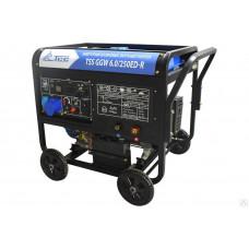 Инверторный бензиновый сварочный генератор TSS GGW 5.0/200ED-R3 открытый