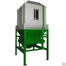 Автоматизированная колонна охлаждения АКО-1500