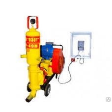 Растворонасос (агрегат шпаклевочный) СО-49М с вариаторм