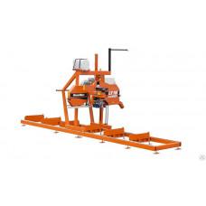 Ленточная пилорама Wood-Mizer серии LT15