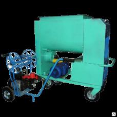 Агрегат для нанесения огнезащитных покрытий СОВ-5
