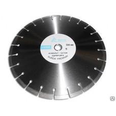 Алмазный диск ТСС 500-super premium (бетон, асфальт, железобетон)