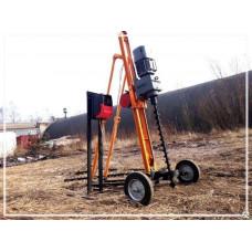 Бурильная машина для бурения скважин