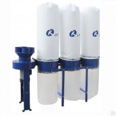 Пылеулавливающий агрегат MF3 3 мешка, 4 КВт