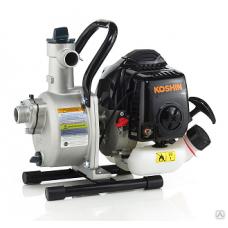 Бензиновая мотопомпа для загрязненной воды SEV-25L (2х тактная)