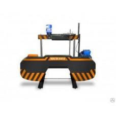 Пилорама ленточная электрическая MacBeaver 11 кВт