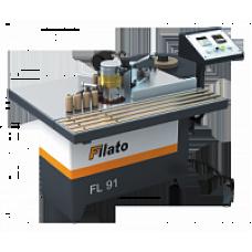 Кромкооблицовочный станок с ручной подачей Filato FL-91