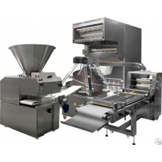 Линия «Восход-3000» для заготовок хлебобулочных изделий