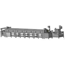 Автоматическая машина для производства кексовых изделий с начинкой АМК-2