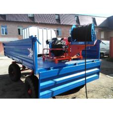 Прицепная каналопромывочная машина Преус АГРО