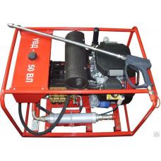 Установка высокого давления противопожарная УВД-50ВЛ