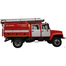 Автоцистерна пожарная АЦ 2,5-40 (33086) ВЛ