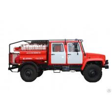 Автоцистерна пожарная АЦ 1,6-40 (33088) ВЛ (Л)