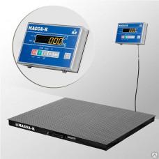 Весы платформенные 4D-PM-1-1000-AB