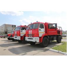 Автоцистерна пожарная АЦ 3,0-40 (43502) ВЛ лесное исполнение