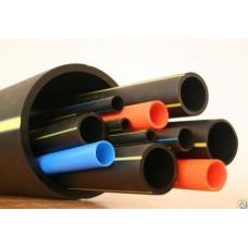 Полиэтиленовые трубы, м