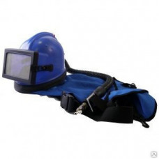 Шлем пескоструйщика VECTor (с регулятором давления воздуха)