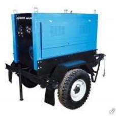 Агрегат сварочный дизельный АДД-4004ПР И У1 на шасси