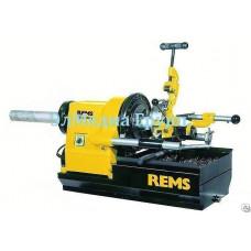 Резьбонарезные станки Rems от 2 х дюймов 50 мм до 100мм