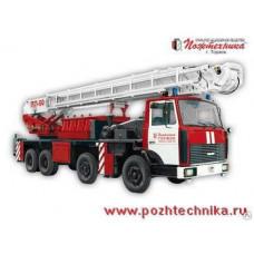Пеноподъемник пожарный ППП-50 МЗКТ-6923