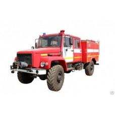 Автоцистерна пожарная АЦ 1,0 -40 (33086)Л