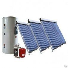 Комплект солнечного отопления 500/90