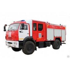 Автомобиль быстрого реагирования АБР 2,2-40/100-4/400 Камаз-43502