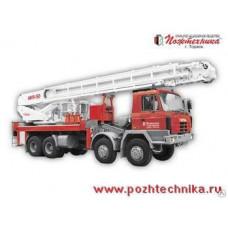 Автоподъемник коленчатый пожарный АКП-50 Tatra-T815