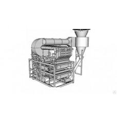 Зерноочистительная машина ЗМ-40Ф