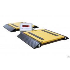 Автомобильные весы ВП-А-10, 400х500, WI-FI