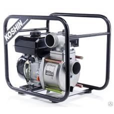 Бензиновая мотопомпа для средне-загрязненной воды STV-80X o/s