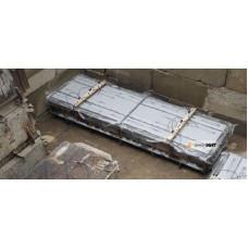 Термомат для прогрева бордюр в металлоформах, кв.м